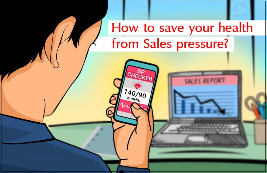 Sales pressure?